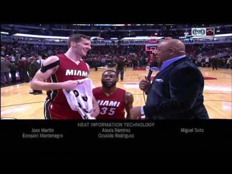April 12, 2017 - FSS - Miami Heat 2016-2017 Final Season Recap and Credits (Heat Live)