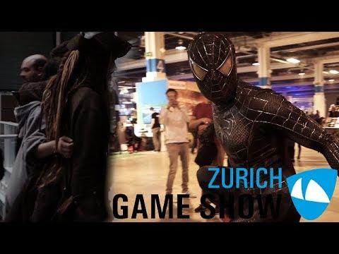 ZÜRICH GAME SHOW  Ich war da.. /Smarge/