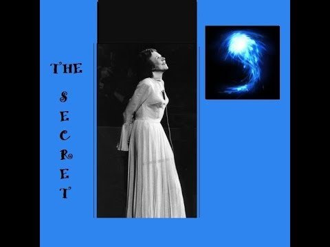 THE SECRET TO THE POWER OF HOLY SPIRIT by Kathryn Kuhlman (audio upgrade  w/organ music finale)