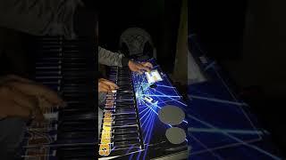 Sehati music, patah hati korg pa600