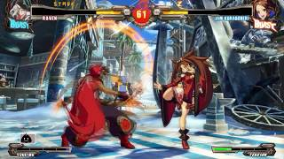 Guilty Gear Xrd REV 2 - PC Gameplay