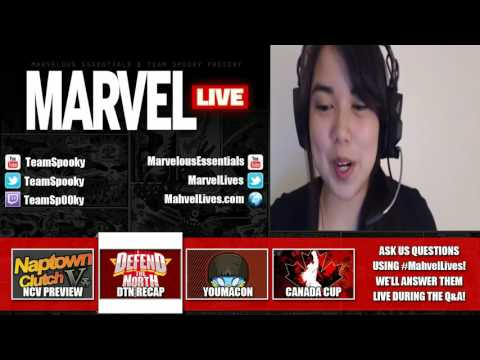 Marvel Live! Ep. 5 - The rise of Cosmos, Bee vs the World, and more!