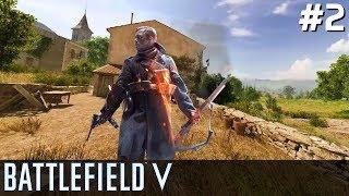 Battlefield 5 PL [#2] Bierzemy się za PROVENCE