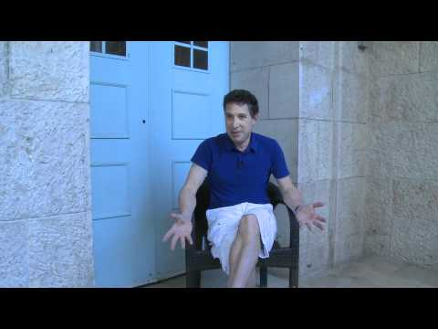 The Perlman Music Program in Jerusalem 2010: Patrick Romano