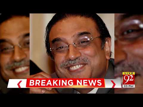 Asif Zardari's Strategy Leads PPP To Win In Sindh Senate Elections !!!