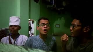 Lagu lir-ilir lucu, tembang sunan kalijaga, Kreasi Santri Mambaus Sholihin