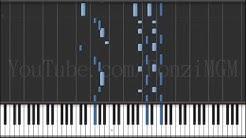 """[Rakudai Kishi no Cavalry Ep. 12 OST] """"Identity"""" (Synthesia Piano Tutorial / Live Cover) [w/ MIDI]"""