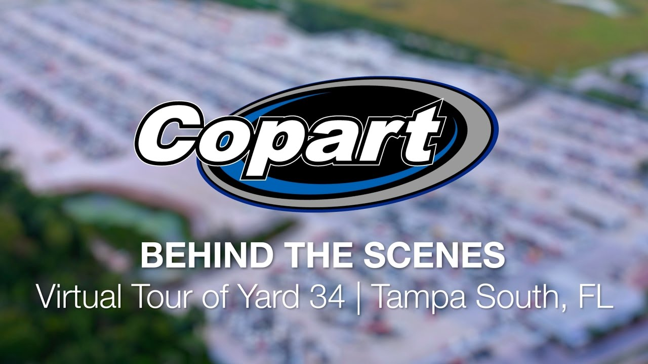 Auto Auction - Copart Tampa South FLORIDA - Salvage Cars & Wrecked
