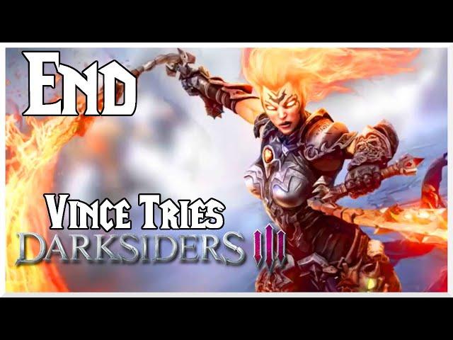 Vince Plays - Darksiders III (Part 3)