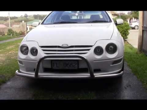 FORD AU XR6 VCT COIL PACK FITTING DEMO