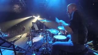 Having extra drummy fun with Dierks Bentley Video