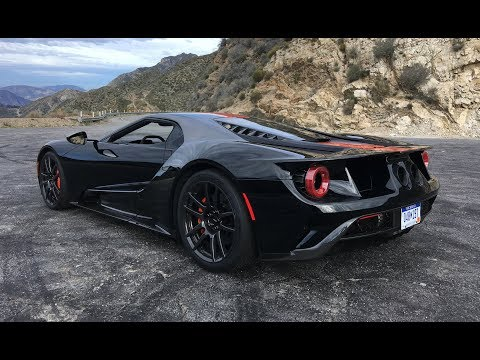 2018 Ford GT – Just the Noise