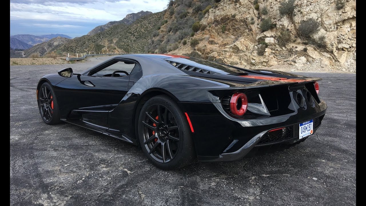 2018 ford gt just