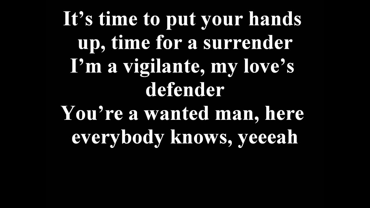 John Legend - Who Did That to You (Lyrics) from Django Unchained Soundtrack