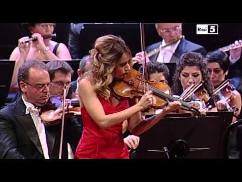 Anna Tifu Tzigane Ravel Prix Italia