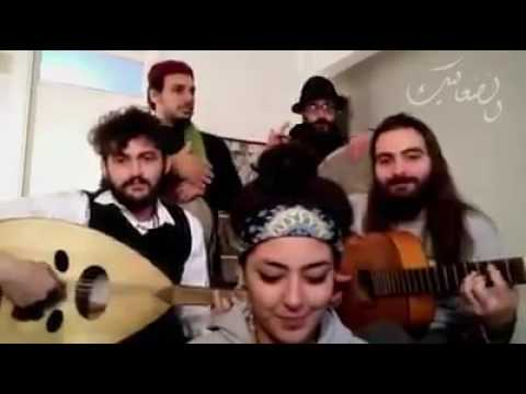 A Syrian traditional song by