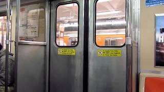SEPTA Broad St Subway Broken Door at Spring Garden