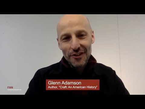 Glenn Adamson – Craft: An American History