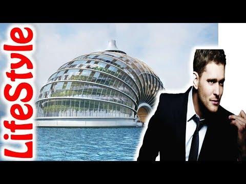 Michael Bublé Secret Lifestyle ! Most romantic singer ever ! Ex-Girlfriends, Scandals, Net worth..
