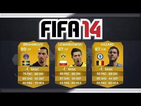 FIFA 14 Ultimate Team con Orkis!!