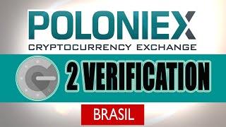 VERIFICAÇÃO EM 2 PASSOS - POLONIEX #09