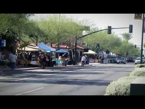 Downtown Mesa - Then, Now, and in the Future