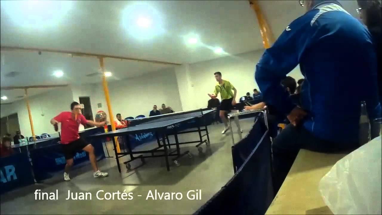 1 torneo exhibicion tenis de mesa carri n de los cespedes youtube - Torneo tenis de mesa ...