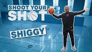 Is Shiggy In His Bag or In His Feelings? | Shoot Your Shot