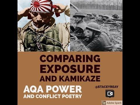 Comparing Exposure to Kamikaze