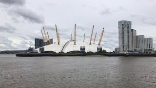 North Greenwich and the Race to the Millennium
