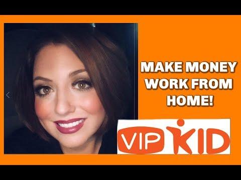 VIPKID   EARN Extra MONEY WORK At HOME   VIPKID