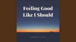Feeling Good Like I Should