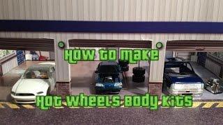 Video How to Make Hotwheels Body Kits download MP3, 3GP, MP4, WEBM, AVI, FLV Juni 2018