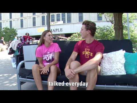 Iowa State University: Move-In Day