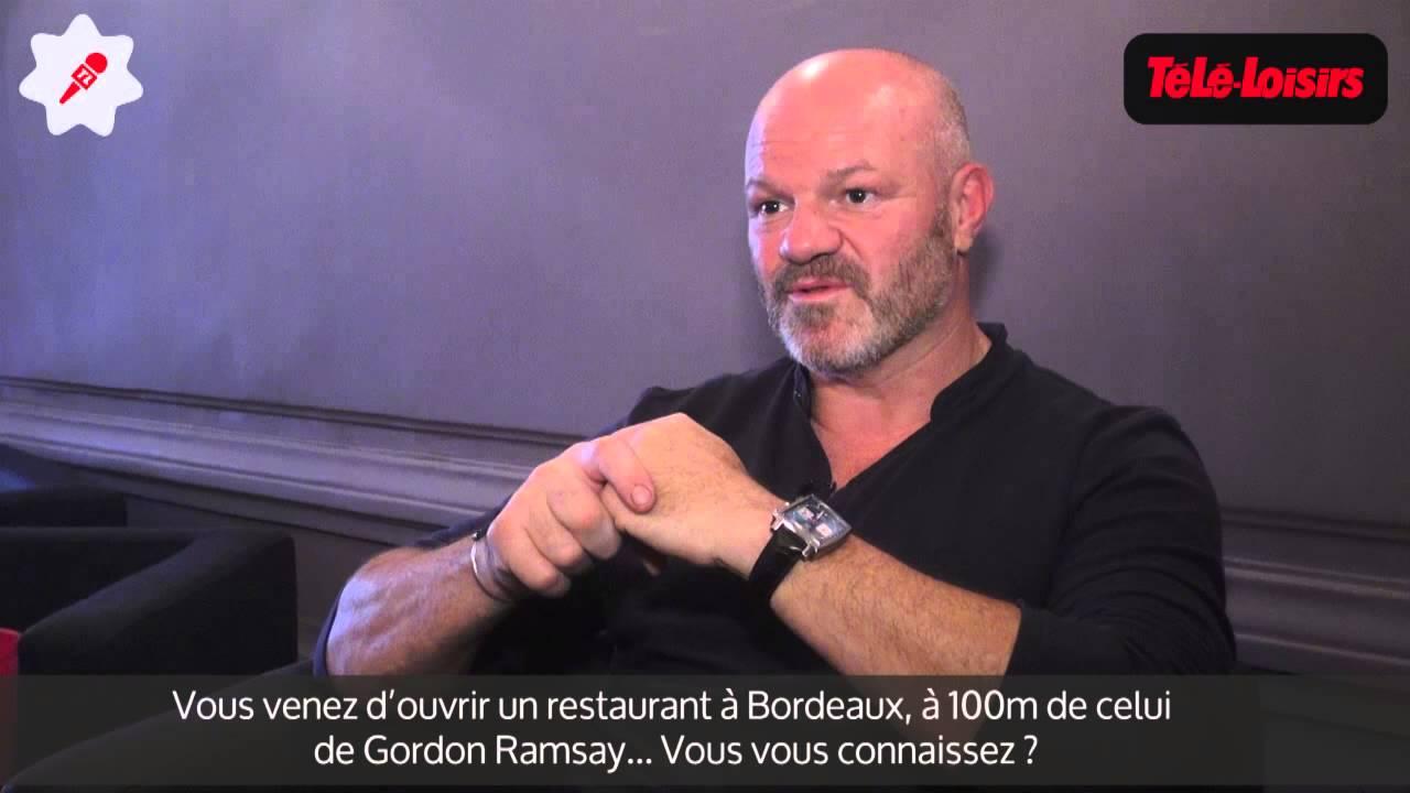 Download Philippe Etchebest parle de sa rivalité avec Gordon Ramsay