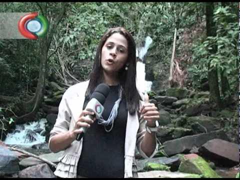 Cachoeiras: Potencial Turistico e de Educação Ambiental