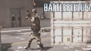 Worst Battlefield 4 Player Ever (Battlefield 4 Beta Gameplay)