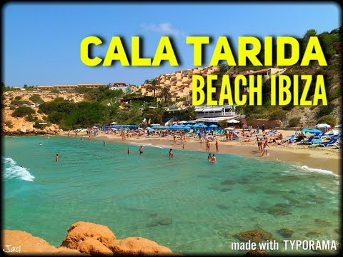 Cala Tarida Beach Ibiza 2017 Spain IBIZA Must See & Do