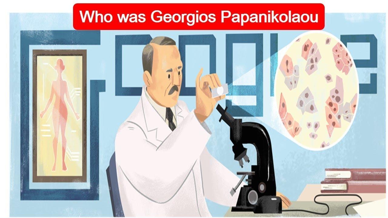 Georgios Papanikolaou: inventor of the Pap smear cervical cancer test