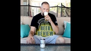 Sierra Nevada BFD - Hoppy Blonde Beer Review - Lynyrd Skynyrd guitar - simple kind of man