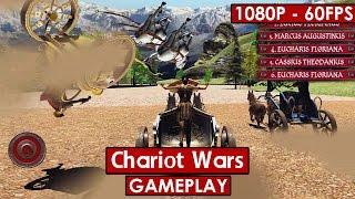 Chariot Wars gameplay HD - Arcade Chariot Racing - [1080p - 60fps]