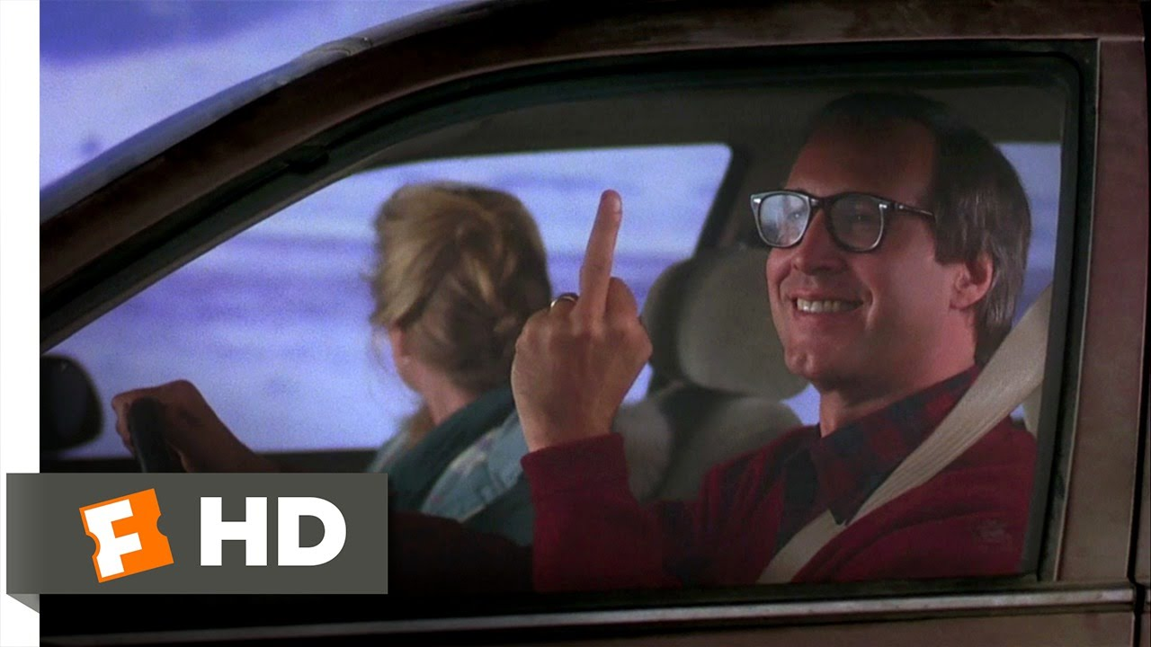 Chevy Chase Christmas Vacation.Christmas Vacation 1 10 Movie Clip Eat My Rubber 1989 Hd