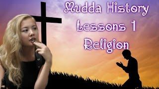 JustKiddingNews Mudda History Lessons With Joe And Crew (Ep.1 Religion )