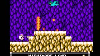 Little Nemo - The Dream Master - Nightmare Land and Ending - Vizzed.com GamePlay - User video