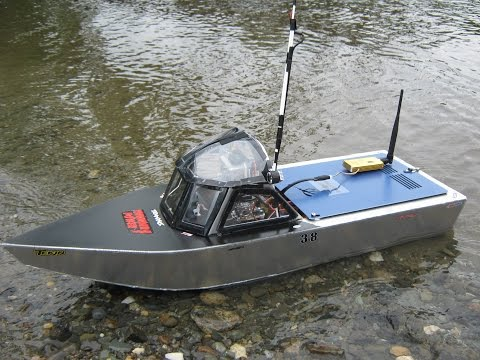 FPV RC jet-boat safety option