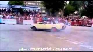 06 ebh 11   turbo sere drift   ankara drag yarışları