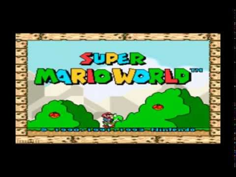 Mario Bros Word (Ring Tone)
