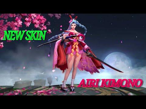 💥HOT NEW SKIN Airi- Kimono siêu đẹp đến từ sứ sở JAV 🗾🇯🇵🇯🇵🇯🇵🇯🇵🇯🇵