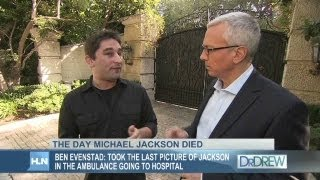 Paparazzo and Dr. Drew: Unique insight into Michael Jackson