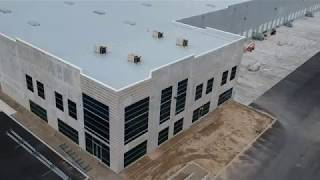 Tesla Lathrop Distribution Center Update (Mar. 24, 2019): Loading Bay Doors & AC Installed thumbnail